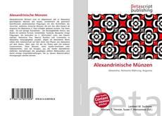 Bookcover of Alexandrinische Münzen