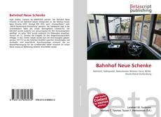Buchcover von Bahnhof Neue Schenke