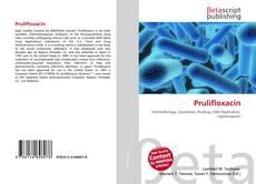 Bookcover of Prulifloxacin