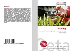 Pruning kitap kapağı