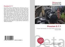 Prussian G 7.1的封面