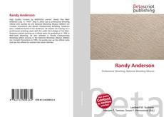 Randy Anderson kitap kapağı