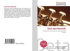 Couverture de Soul Jazz Records