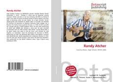 Buchcover von Randy Atcher