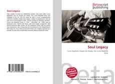 Capa do livro de Soul Legacy