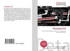 Prussian G 8的封面