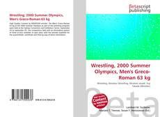 Wrestling, 2000 Summer Olympics, Men's Greco-Roman 63 kg kitap kapağı