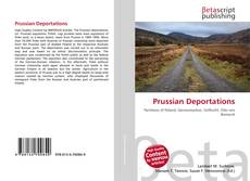 Couverture de Prussian Deportations