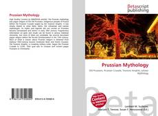 Couverture de Prussian Mythology