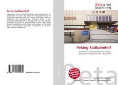 Bookcover of Peking Südbahnhof