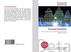 Couverture de Prussian Partition