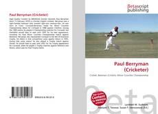 Copertina di Paul Berryman (Cricketer)