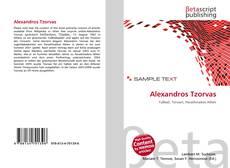 Alexandros Tzorvas的封面