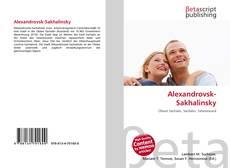 Alexandrovsk-Sakhalinsky的封面