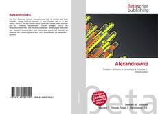 Buchcover von Alexandrowka