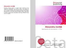 Alexandru Ioniță kitap kapağı