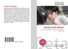 Couverture de Randy Clark (Boxer)