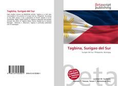 Buchcover von Tagbina, Surigao del Sur