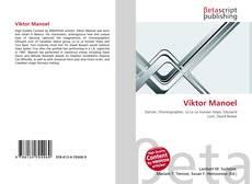 Capa do livro de Viktor Manoel
