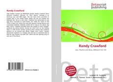 Portada del libro de Randy Crawford