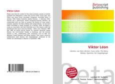 Buchcover von Viktor Léon