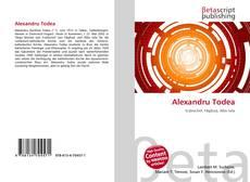 Bookcover of Alexandru Todea