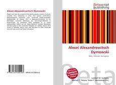 Couverture de Alexei Alexandrowitsch Dymowski