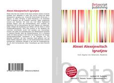 Bookcover of Alexei Alexejewitsch Ignatjew
