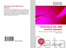Обложка Wrestling at the 1988 Summer Olympics