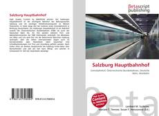 Buchcover von Salzburg Hauptbahnhof