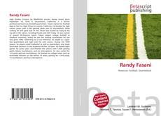 Couverture de Randy Fasani