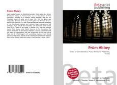 Buchcover von Prüm Abbey