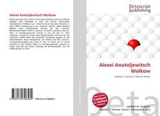 Bookcover of Alexei Anatoljewitsch Wolkow