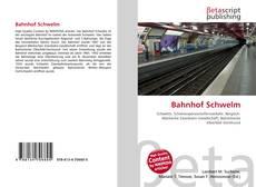 Обложка Bahnhof Schwelm