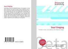 Couverture de Soul Singing