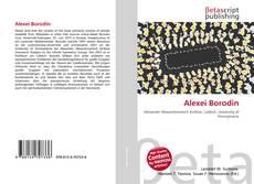 Bookcover of Alexei Borodin