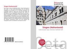 Bookcover of Singen (Hohentwiel)