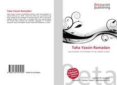 Bookcover of Taha Yassin Ramadan