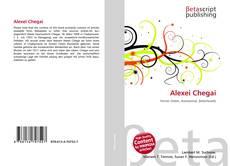 Bookcover of Alexei Chegai