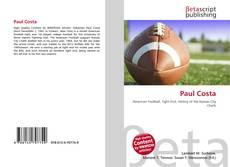 Capa do livro de Paul Costa