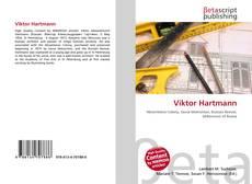 Borítókép a  Viktor Hartmann - hoz