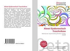 Bookcover of Alexei Fjodorowitsch Treschnikow