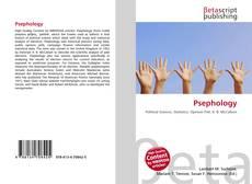 Psephology kitap kapağı