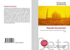 Pseudo-Secularism kitap kapağı