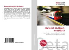 Copertina di Bahnhof Stuttgart-Feuerbach