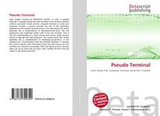 Bookcover of Pseudo Terminal