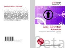 Bookcover of Alexei Igorewitsch Kusnezow