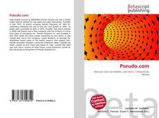 Bookcover of Pseudo.com