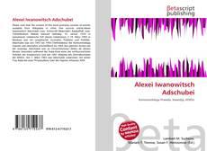 Bookcover of Alexei Iwanowitsch Adschubei
