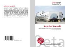 Bahnhof Tamachi的封面